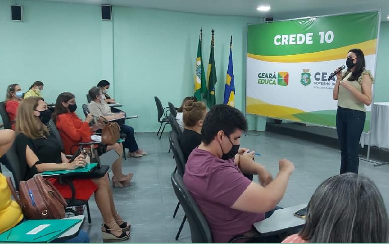 Fórum Regional de Gestores da Educação Municipal / Formação Regional Mais Paic do Eixo de Gestão do Ensino Fundamental – Módulo III